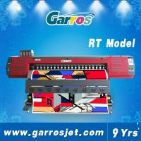 China 1.8m Digital Polyester Printer T-shirt Canvas Printing Machine with DX5 Head wholesale