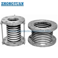 Quality Flange Type Stainless Steel Bellows Expansion Joint for sale