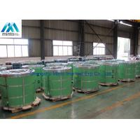 China Zinc Aluminium Color Coated Steel Coil Pre Painted Aluminum Coil ASTM-B209 wholesale