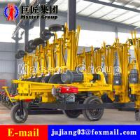 China KQZ-180D gas and electricity linkage DTH drilling rig wholesale