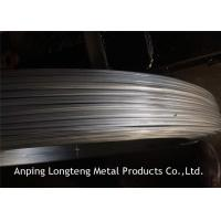 Wholesale Hot Dipped Galvanized Steel Wire High Tensile Strength For Making Tent from china suppliers