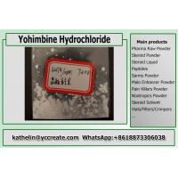 Buy cheap USP Pharam Grade Yohimbine HCL / Yohimbine Hydrochloride Natural Plant CAS 65-19 from wholesalers