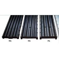 China BQ NQ HQ PQStrong temperature resisting with high intensity  Plastic Drilling Core Tray wholesale