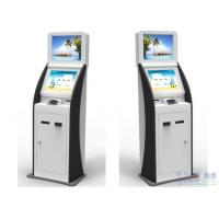 China Custom Made Vending Machine Cell Phone Top Up Printing Download Bill Payment Kiosk wholesale