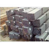 China JIS SS400 Hot Rolled Mild Steel Flat Bar with Black / Galvanizing Surface wholesale
