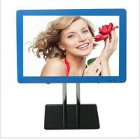 High Resolution 10 inch USB 2.0 LCD POP Display Screen With Metal Stand