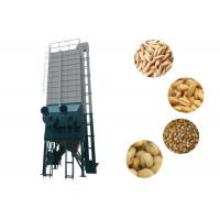 China 30 Ton Rice Grain Dryer Machine Low Speed Auger Type For Rice / Wheat wholesale
