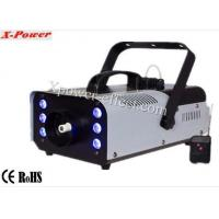 China 900W 3 In1 RGB LED Fog Machine Portable With DMX512  For Commercial Use  X-026D wholesale