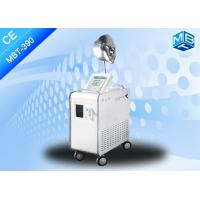 China Water Oxygen Jet Peeling Machine With Dermabrasion + RF Facial Machine Multi - Function on sale