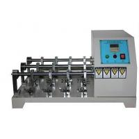 Buy cheap Leather Bending Resistance Testing Machine , BALLY Leather Crumpling Resistance from wholesalers