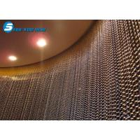 China China Fashionable decorative folding screens/decorative steel rope mesh/stainless steel wire rope on sale