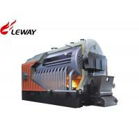 China Fuel Biomass Steam Boiler Automatic Operation Control For Central Heating wholesale