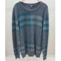 China Outwear Knitted Mens Wool Sweaters , Acylic Knitwear Pullover For Boy wholesale