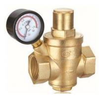 China Brass PN16 Pressure Reducing Valves Installed On 50mm Mild Steel Screw Pipe Line wholesale