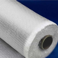China White color and high tensile different width E-glass fiber woven roving for granite on sale