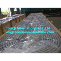 China ISO9001-2008 Approved SA213 U Bend Tube , Bending Stainless Steel Tubing wholesale