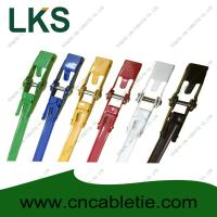China Universal Stainless Steel Cable Tie wholesale