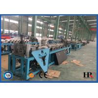 Buy cheap Light Frame Steel House Keel Roll Forming Machine PLC Control from wholesalers