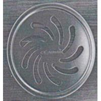 China Export Europe America Stainless Steel Floor Drain Cover3 With Circle (Ф97.3mm*3mm) wholesale