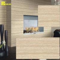 Buy cheap Polished Porcelain Travertine Tile with Little Holes (TR6002) from wholesalers