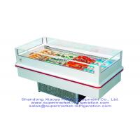 Wholesale Plug-in type Frozen Display Showcase - New Calgary from china suppliers
