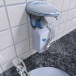 China Customized Liquid / Foam Commercial Hand Soap Dispenser 600ml Exclusive Bottle wholesale