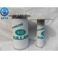 China SAYA Sullair  air oil separator element 250034-114 for industry on sale
