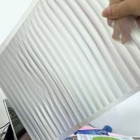 China OK3D Widely-used Plastic Lenticular PET Material100 Lpi 3D Film Lenticular Lens Sheet Matericals With High Transparency wholesale