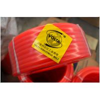 China Urethane polyurethane material round belt conveyor Widely used in Glass industry on sale