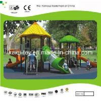 China 2012 Latest Nature Series Outdoor Playground Equipment (KQ10135A) wholesale