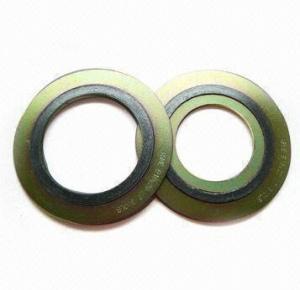 China Metal Spiral Wound Gasket ASME B 16.20, ASME B 16.5, BS1560 wholesale