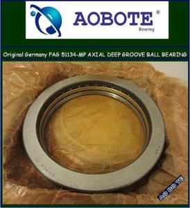 China  Original Germany FAG 51134-MP Deep Groove Ball Bearing  wholesale