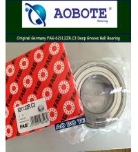 China FAG Roller Bearings 6211.2ZR.C3 , Deep Groove Ball Bearing wholesale