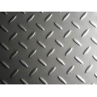 China China ASTM 304 316 4x8 Diamond Checkered Plate Manufacturers In Foshan on sale