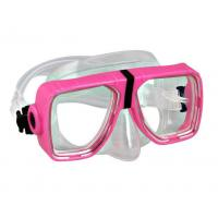 China Waterproof Adult Diving Mask Easily Corrective For Snorkeling / Swimming wholesale