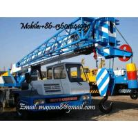 China USED Mobile Crane TADANO TG-250E, Made in Japan on sale