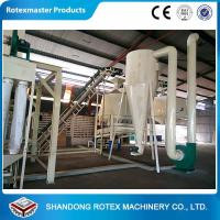Quality High Performance Pellets Counter Flow Cooler for Wood Pellets Production Line for sale
