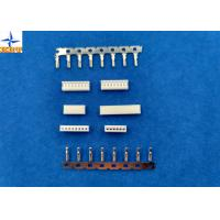 China 1.25mm Pitch Board-in Housing, 2 to 15 Circuits Single Row Crimp Housing for Signal Application wholesale