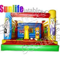 inflatable small bouncer
