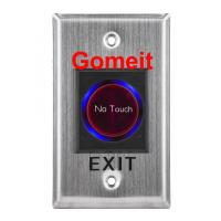 China Infrared Door Exit Button Long Type NO Touch wholesale