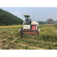 China RL(4LZ-6.0P)102hp TRACK COMBINE HARVESTER crops rice grain tank combine machinery MADE IN CHINA on sale