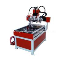 Quality Small 4 Spindles 600*900mm Wood CNC Carving Machine for sale