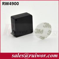China RUIWOR Mini Size Square Shaped RW4900 Sereis Anti-Theft Pull Box With Stop Function wholesale