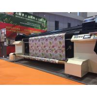 Buy cheap High Speed 120sqm / hour Flag Printing Machine from wholesalers
