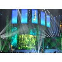 China Full Color Indoor Rental LED Display with Deep Black Level, High Contrast Ratio wholesale