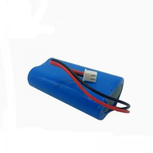 China 4000mAh 3.7 Volt Lithium Ion 18650 Battery Pack with Custom Lithium Battery wholesale