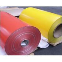 China 3003 / 5052 Color Coated Aluminum Coil Width 800 - 1400mm Painted Aluminum Coil wholesale
