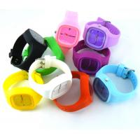 China silicone waterproof watch for chirstmas wholesale