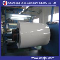 China color coated prepainted aluminum sheet coil cheap price on sale
