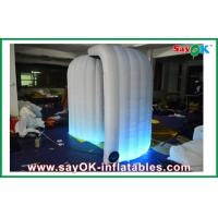 China Indoor Wedding Ceremony White DIY Photo Booth With Camera Logo on sale